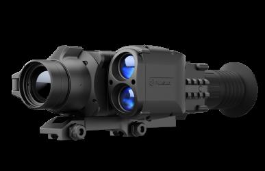 Wärmebild Zielfernrohr Mit Entfernungsmesser : Professionelle wärmebild und nachtsichtoptik pulsar