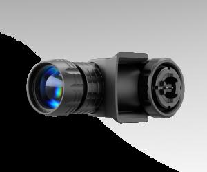 Professionelle wärmebild und nachtsichtoptik pulsar