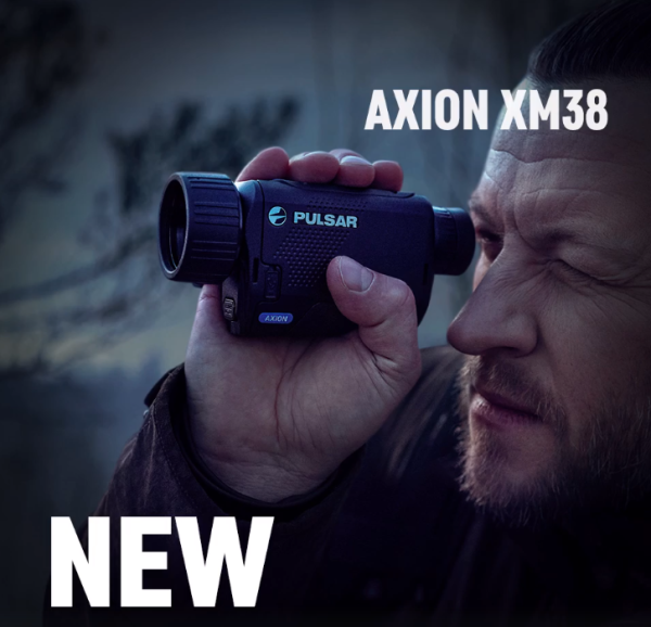 New Axion from Pulsar