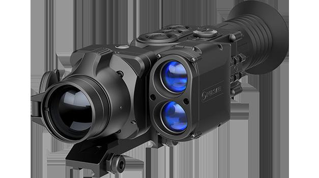 Zielfernrohr Mit Integriertem Entfernungsmesser : Apex lrf wärmebild zielfernrohre pulsar