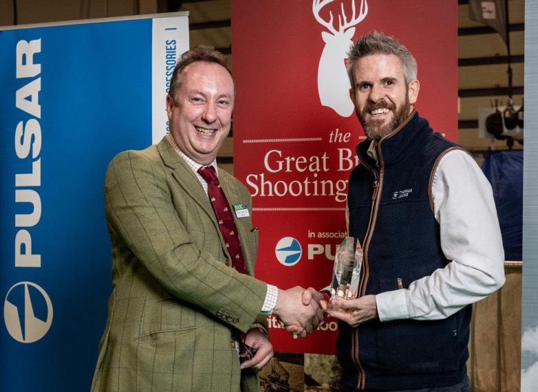 PULSAR among the winners of the Great British Shooting Awards!
