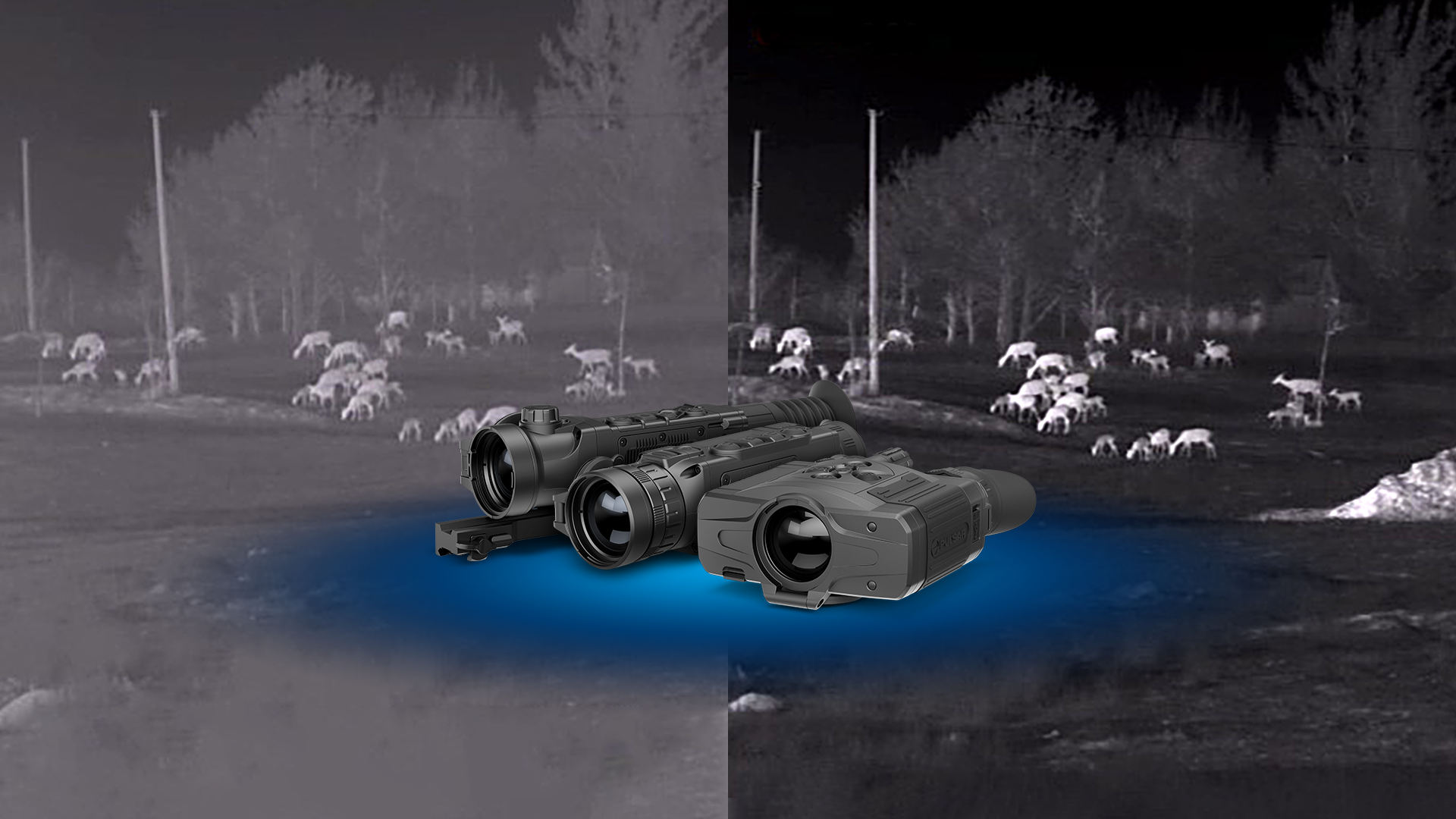 Professional Thermal and Night Vision Optics | Pulsar