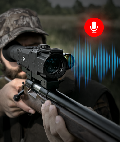 The sound is ON for Digisight Ultra N450/N455