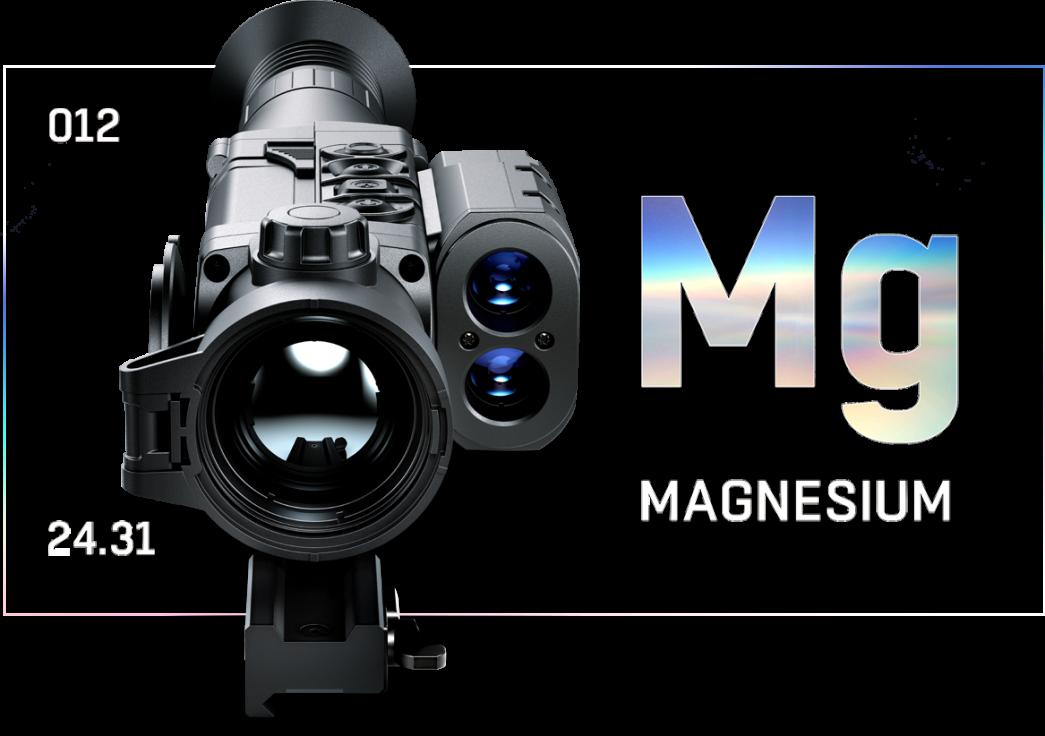 resize 2266x736 magnesium2 - PULSAR脉冲星XP50LRF 2代 热成像夜视仪 瞄准镜