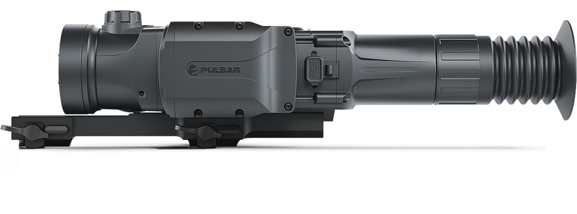 Pulsar Trail 2 LRF XP50 Thermal Scope