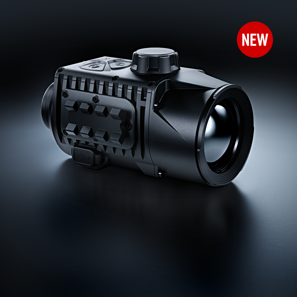 KRYPTON FXG50 - The most powerful thermal imaging attachment from Pulsar