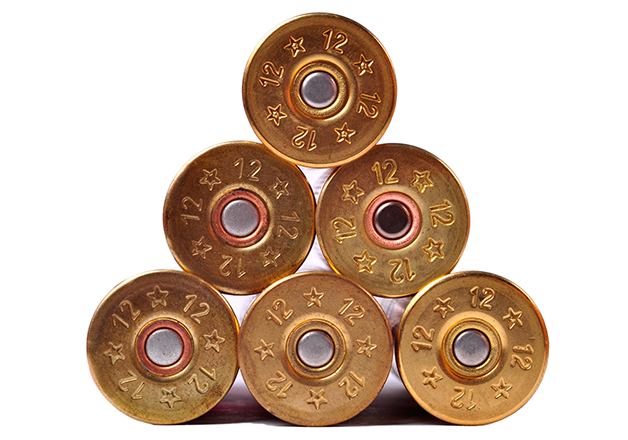 Recoil Rated up to .375 H&H, 12-Gauge and 9.3x64