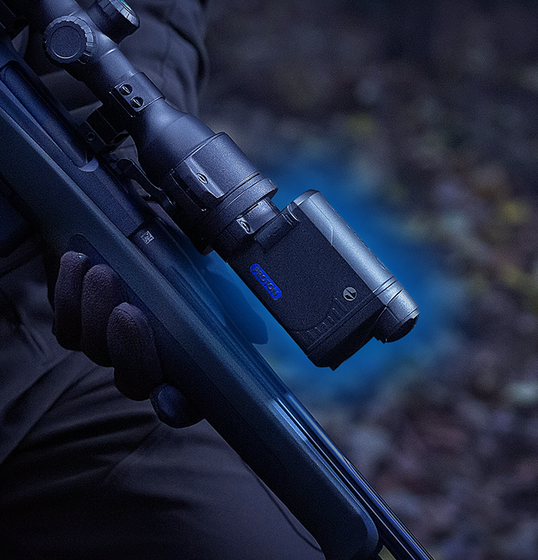 Transform your daytime scope into a fully functional thermal sight!