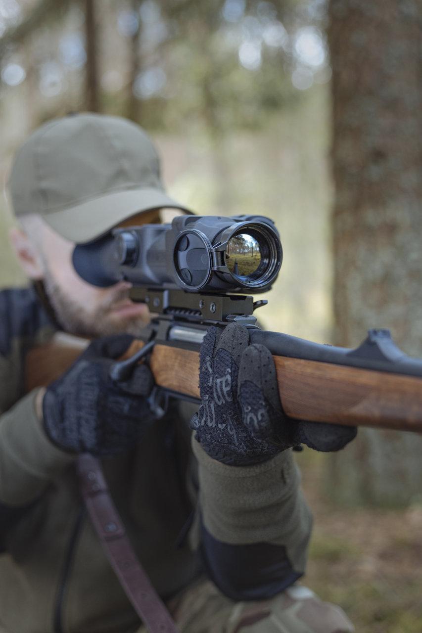 Apex LRF Thermal Imaging Riflescopes | Pulsar