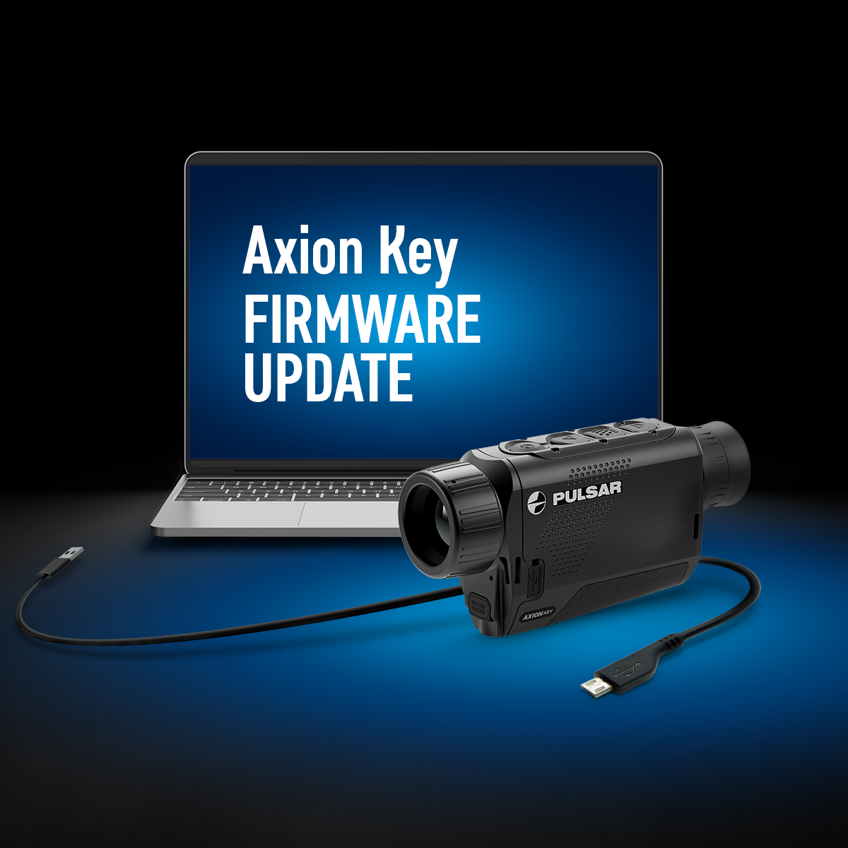 Axion Key Firmware Update